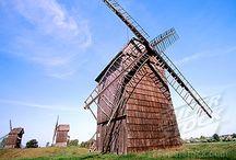Polish windmills