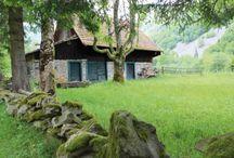Escapade dans les Vosges : sur le sentier de la Wormsa / Près de Munster, la vallée de la Wormsa a un charme tout alpestre ! Issue d'un glacier vosgien, on peut y voir des rivières, des cascades, des lacs, des moraines, des arrêtes rocheuses...Et apprécier la gastronomie des Vosges dans une des nombreuses fermes-auberges.