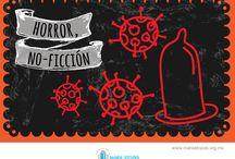 Horror, no Ficción / Microhorror