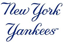 NEW YORK YANKEES / by Nicole Griffin