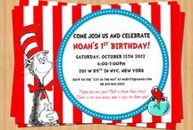Invitations: Birthdays / by Vanessa