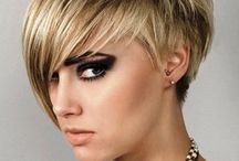 Short Hairstyle Ideas / Some gorgeous ideas for short hair!!