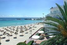 Hoteles en las Islas Baleares / Selección de hoteles que no te puedes perder en las Islas Baleares.