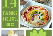 St. Patrick's Day / A collection of recipes, crafts, decor, and decorations perfect for the green and white of St. Patrick's Day!
