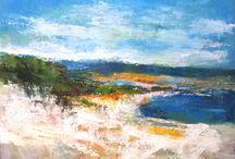 paesaggio di mare / paesaggio di mare