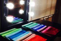 Colorimétrie à l'Agence Ilyes Relooking / Test d couleur à l'heure Agence Ilyes Relooking