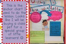 persuasive writing / by Chari Spring