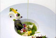 Gourmet deep plates