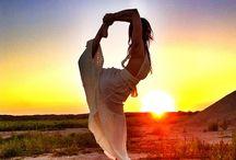 Feet - gym & body / Yoga dance body feet & gym