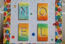 """Mes cartes """"Noël-Nouvel An"""" / My cards """"Christmas-New Year"""""""