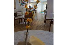 Garrafinhas coringas / São ótimas para enfeitar e dar um charme às mesas.