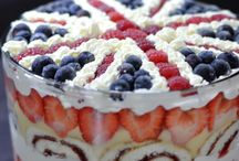 Healthy July 4th / Healthy ideas for Fourth of July picnics, barbecues, family fun and more!