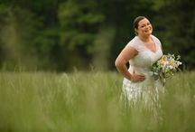 Rustic Spring Wedding at The Barn at Valhalla Chapel, NC.