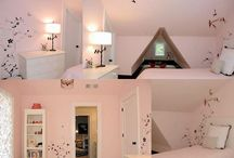 her room, when we have a home