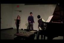 Piano class / by Liana Loures