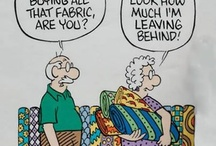 """Arts & Crafts Humor / They say """"Laughter Is The Nest Medicine.""""  I have to agree.  Enjoy!"""