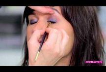 makeup tips / by Bita Paryani