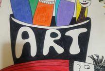 Okul afişleri