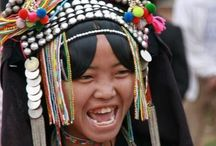 Laos: Phongsali trekking