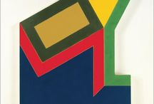 Y7 Abstract - Frank Stella