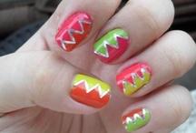 nails and tips (for nails) / by Megan Crees