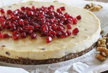 Dessert végé  & cru / by Christine Chulak
