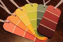Paint Chip Ideas