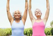 Light aerobics for seniors