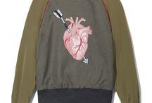 NEW! Bomber jacket / www.jemiol.com