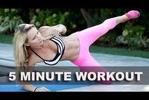 Fitness / Fitness exercises