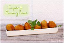 Nuestras recetas / Reecetas de nuestro blog: Delantal de lunar