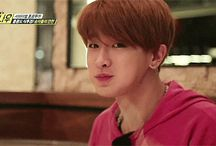 Monsta x /  Members; Shin Hoseok(Wonho), Son Hyunwoo(Shownu), Yoo Kihyun, Chae Hyungwon, Lee Minhyuk, Lee Jooheon, Lim Changkyun (I.M).  Bias: Wonho. Bias Wrecker: Kihyun.