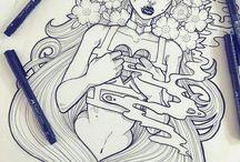 Fineliner Art