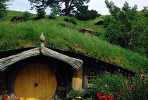 Hobbit holes and the like / by Jennifer Poor