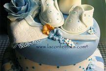 Torte battesimo