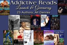 Addictive Reads / Incredible Authors ~ Irresistible Fiction