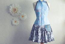 J's Upcycled Dress