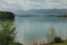 Mountain Lake Houses