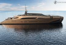 The Belafonte | 50m Superyacht / The new 50m The Belafonte superyacht designed by Federico Fiorentino.   #Luxury #FedericoFiorentino #Yacht #Yachtdesign #Design #Superyacht #TheBelafonte #Megayacht