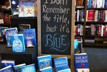 book display ideas / by Rachel MacNeilly