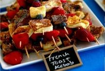 Yummy&Pretty Brunch Ideas~