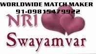 NRI NRI NRI NRI 09815479922 HIGH STATUS MATRIMONIAL SERVICES