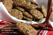 Bello Cacau ;) / Trufas, bombons, tabletes, barras, cookies da Bello Cacau!
