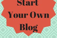 Starting A Blog | How To Start A Blog For Beginners