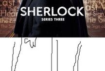 Sorozatok 2 / Sherlock, Benedict Cumberbatch