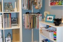 craft room / by Grankful Mom