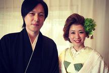 Japanese wedding