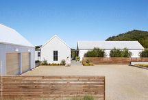Fence Modern House