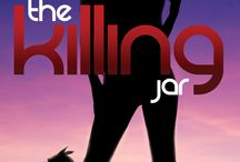 The Killing Jar / Murder by Bees? The first in the Georgia Lamb Mysteries, by A Brandvig and R Becker.