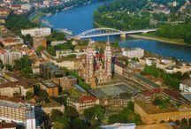 Magyar tájak,városok
